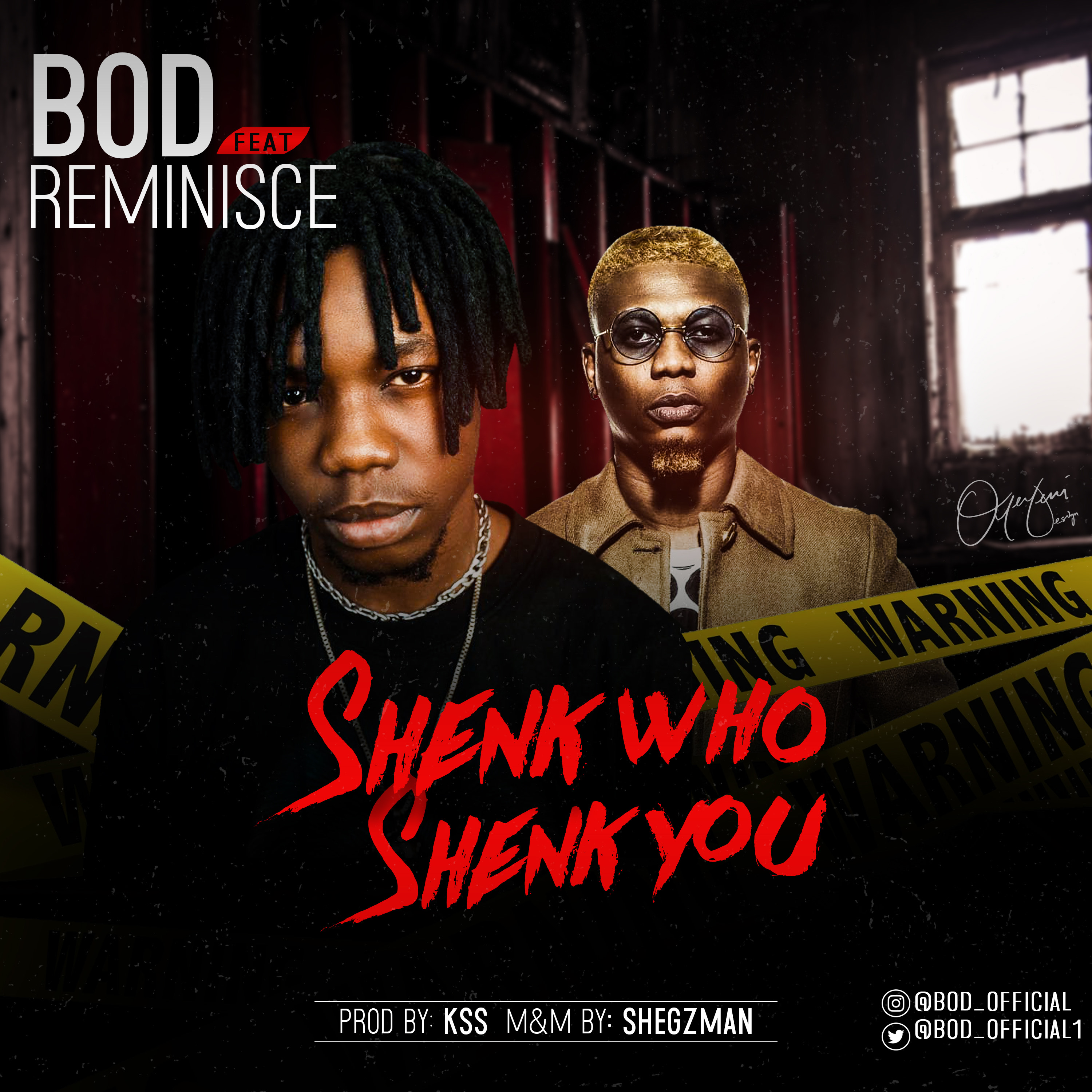 B.O.D - Shenk Who Shenk You ft. Reminisce
